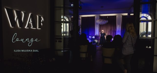 WAF lounge live kontserdid